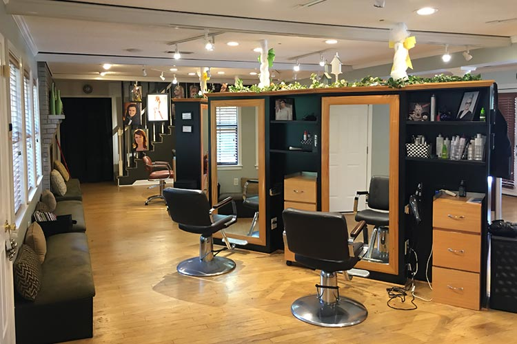 Melange Salon Inside 2